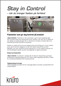 Produktark norsk